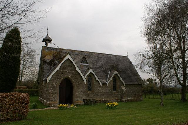 St James Church, Regil