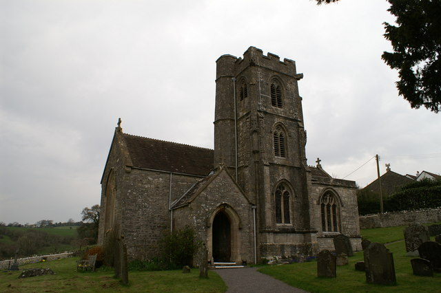 St Michaels & All Angels Church, Butcombe