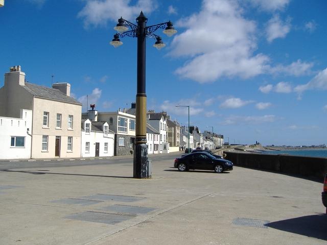 Castletown Promenade
