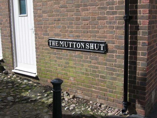 The Mutton Shut, Much Wenlock
