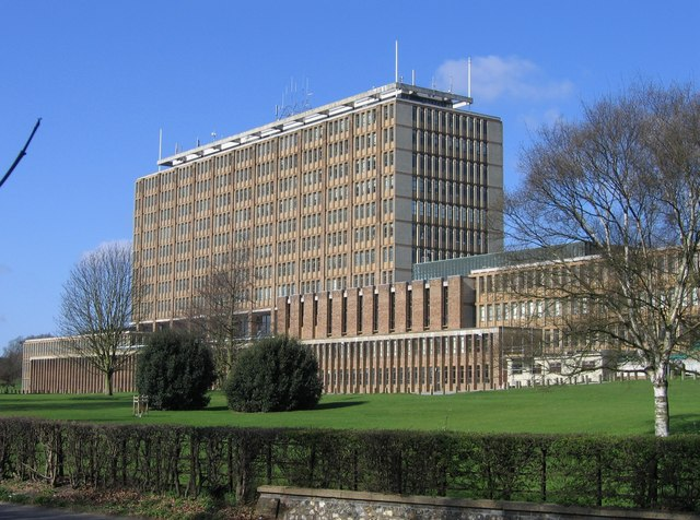 County Hall, Norwich