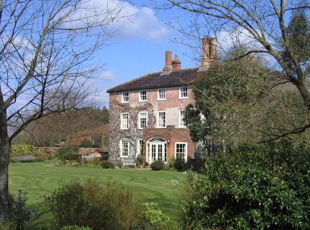 Washingford House, Bergh Apton