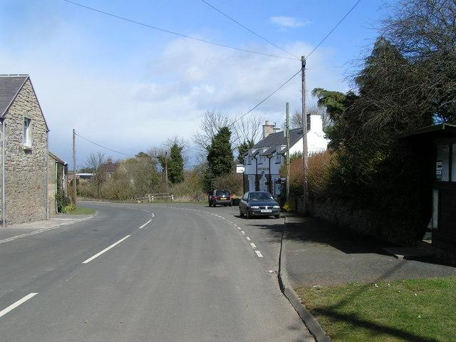 White Swan Inn, Warenford
