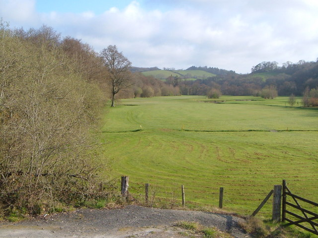 Teign valley golf course