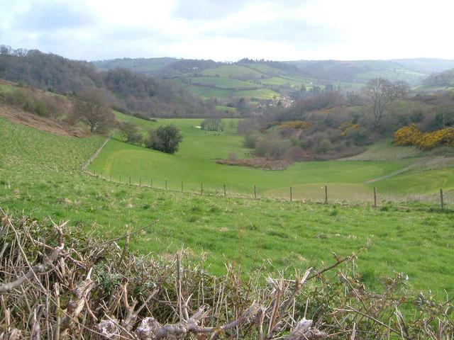 Valley above Lower Ashton