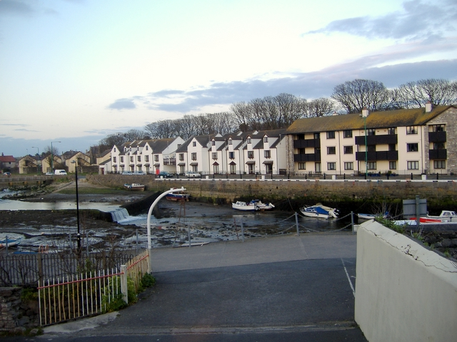 Inner Harbour, Castletown