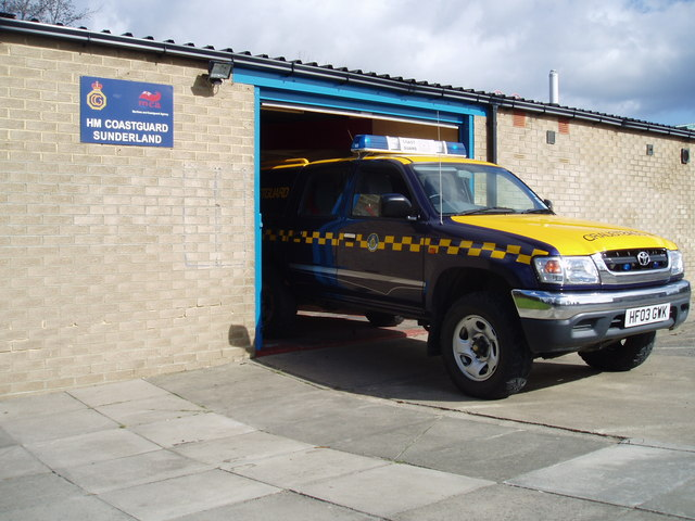 H.M. Coastguard, Sunderland, 6 Charles Street, Monkwearmouth, Sunderland, 17th April 2006