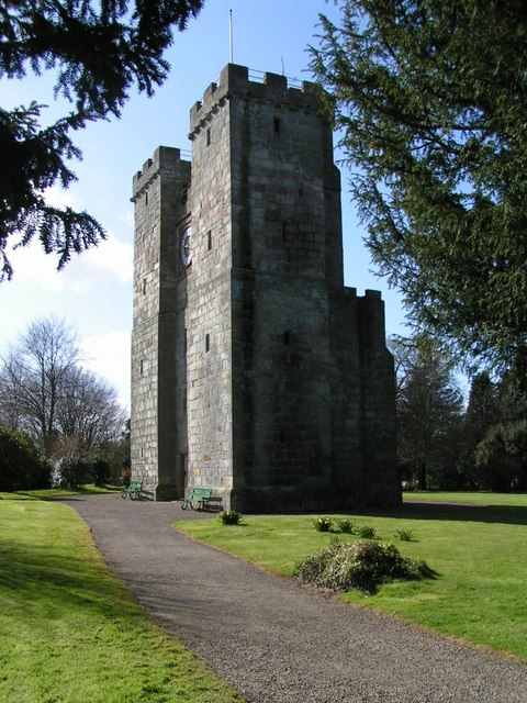 Preston Tower