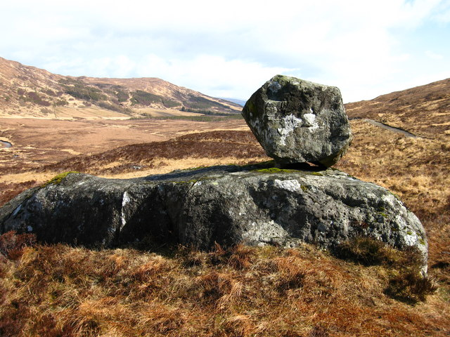 Erratic, Kinloch Glen