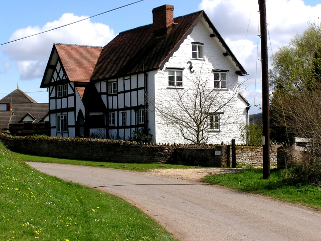 Church House, Bullinghope