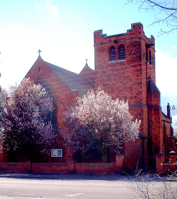 Christ Church, New Holland