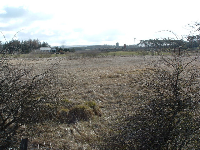 Farm at Medwyn Mains