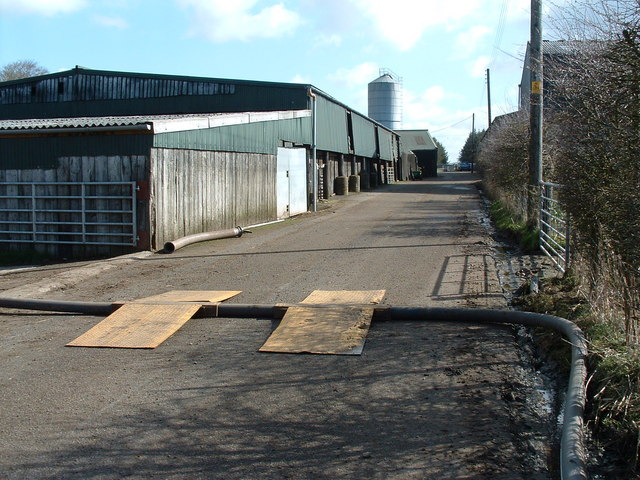 Hyndfordwell Farm