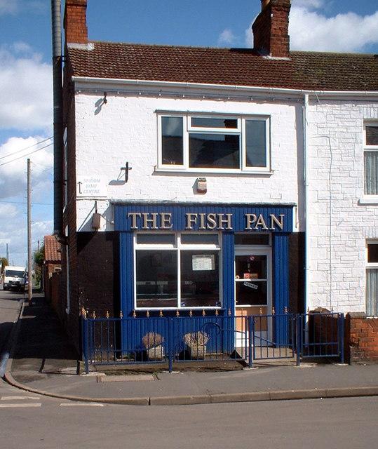 The Fish Pan, New Holland