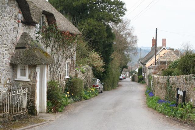 Winsham: Fore Street