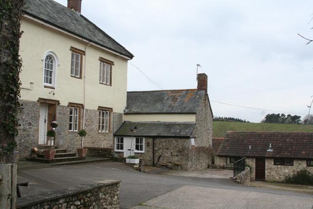Thorncombe: Beere Farm