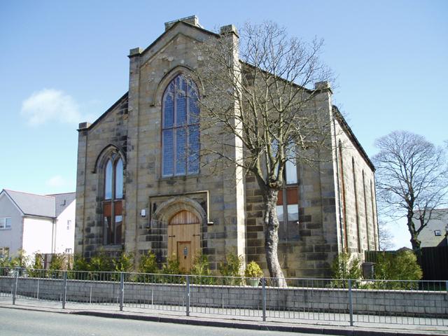 Longridge Church, West Lothian