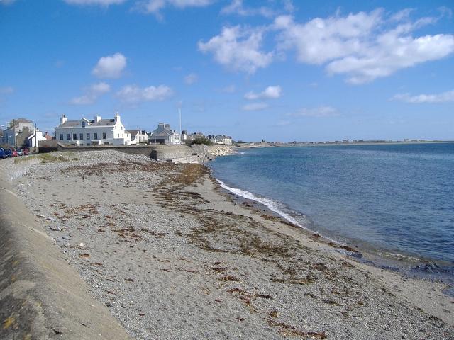 Castletown shore