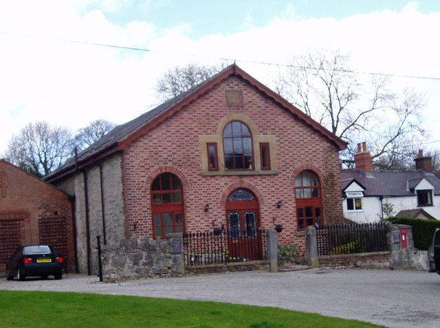 The Old Chapel, Maeshafn