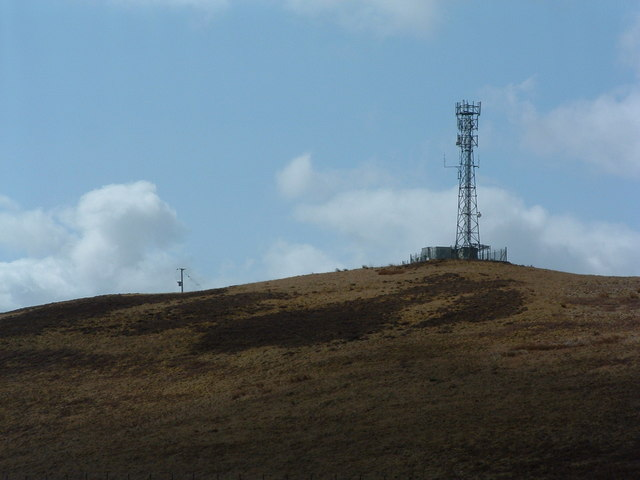 Drochil Hill radio station