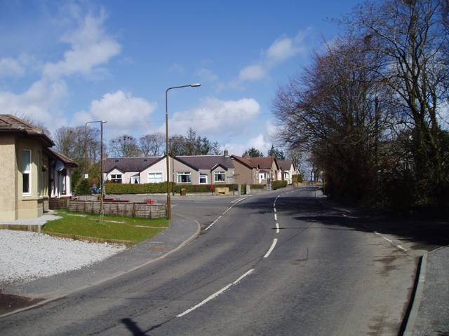 Bents, West Lothian