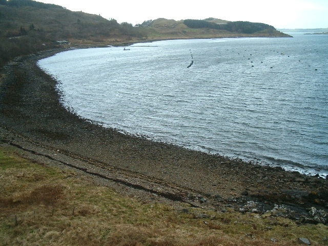 Shore of Loch Melfort