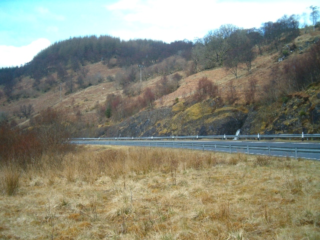 A816 Glen Gallain