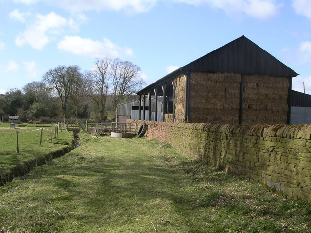 Barn at the Luham