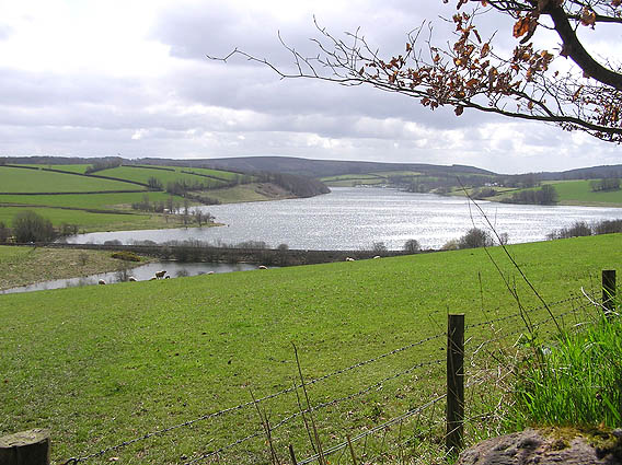 Wimbleball Reservoir