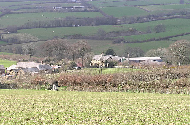 Swansea Farm, Withiel Florey
