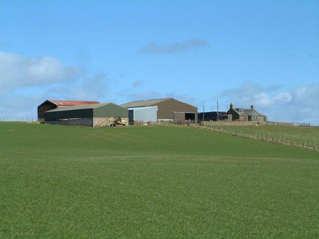 East Cassingray Farm