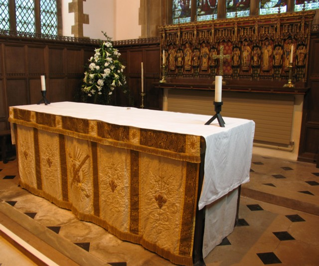 Easter Sunday at St Andrew's