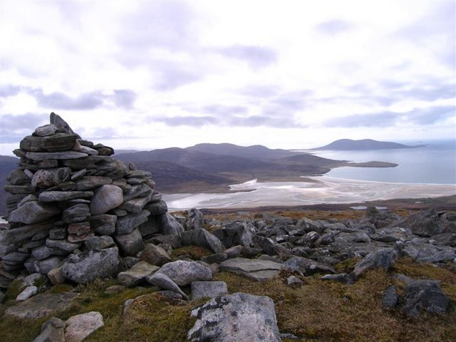 Summit Cairn, Beinn Losgaintir