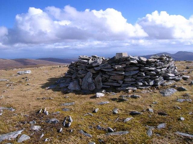 Summit Cairn, Beinn Dhubh