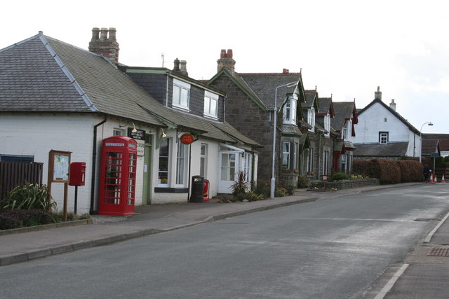 Post Office In The Gauldry © Val Vannet :: Geograph