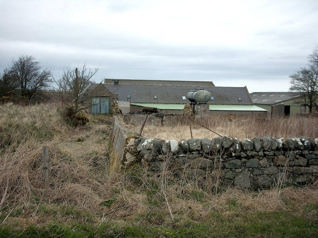 Blairshinnoch Farm near Whitehills
