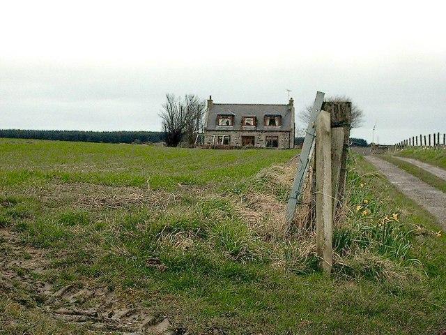 West Blairshinnoch near Whitehills