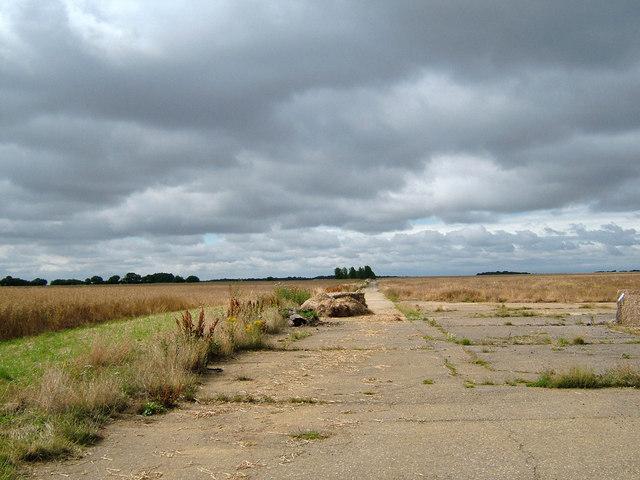 Desborough Airfield