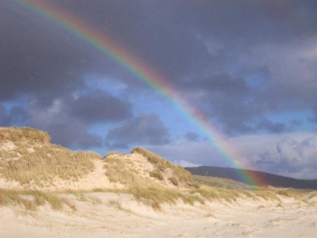 Rainbow, Losgaintir Dunes