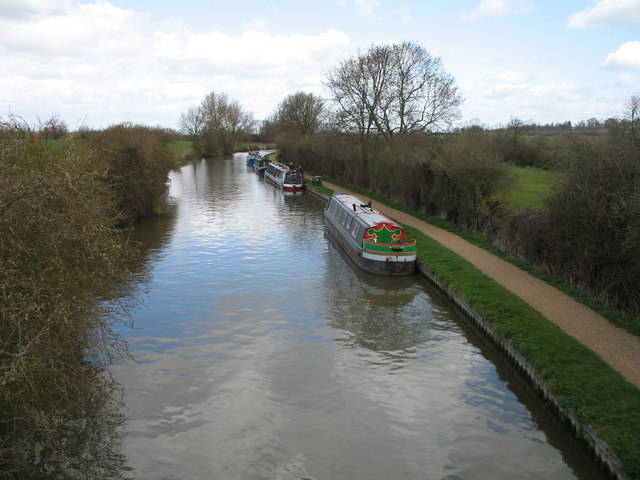 Grand Union Canal - Stoke Hammond