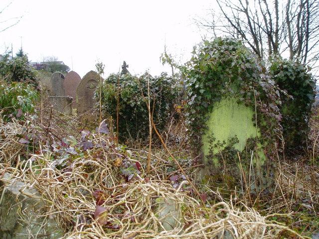Cemetery, Bwlchgwyn