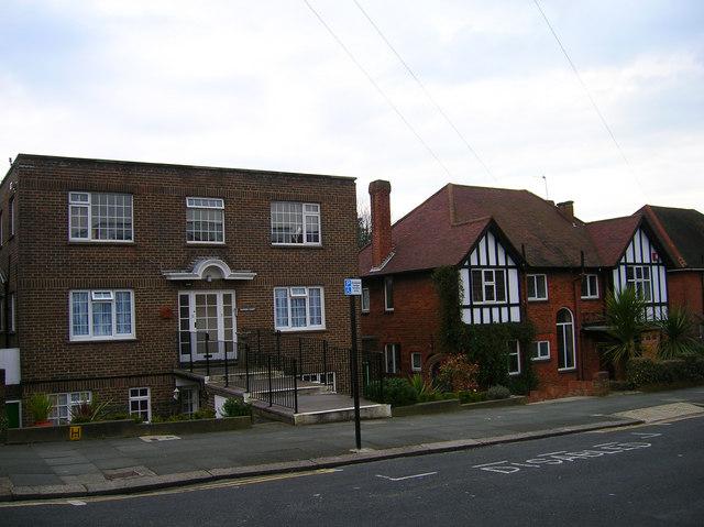 Garden Court, Somerhill Avenue