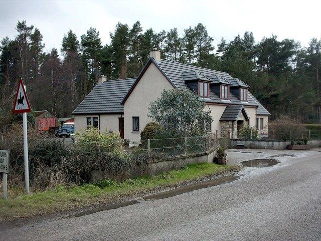 Duncairn near Muir of Lochs.