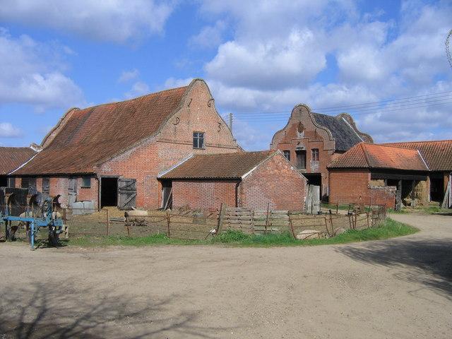 Manor Farm, Kirby Bedon