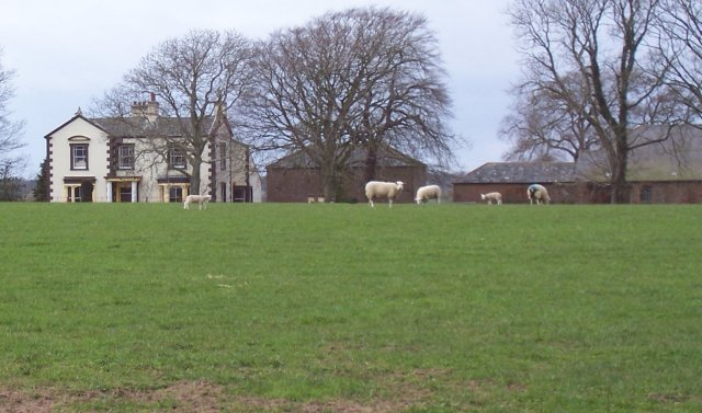 Mereside Farm.