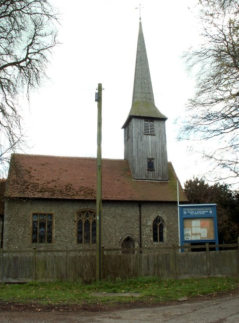 St. Andrew's church, Good Easter, Essex