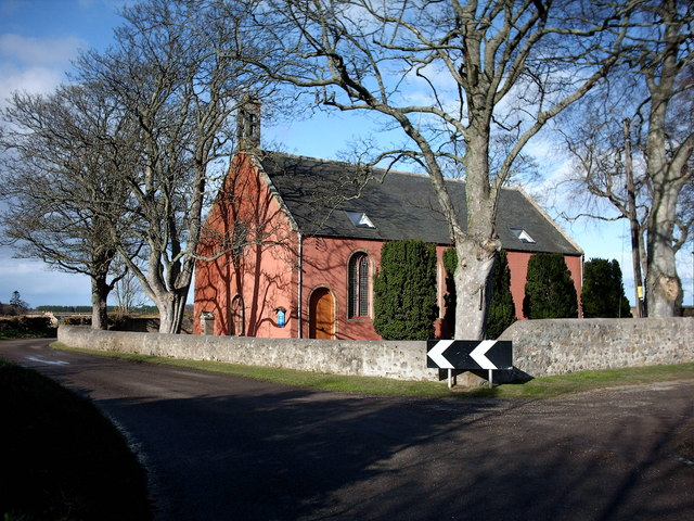 Speymouth Parish Church