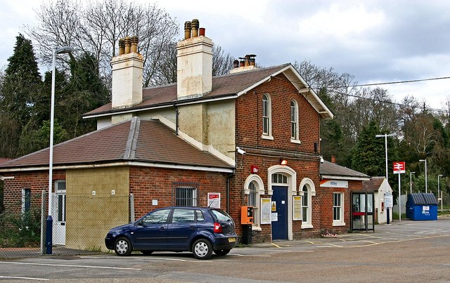 Witley Station House