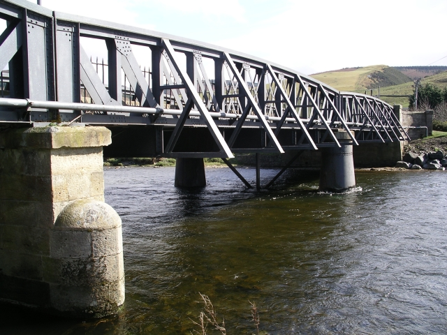 Road Bridge, River Tweed