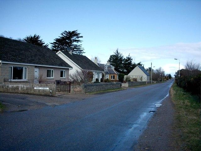 Bogmoor near Spey Bay
